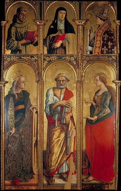 Image result for Montefiore dell'Aso crivelli
