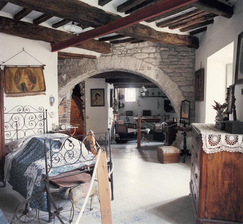 Sassoferrato museo delle arti e tradizioni popolari for Progetta i piani domestici delle tradizioni