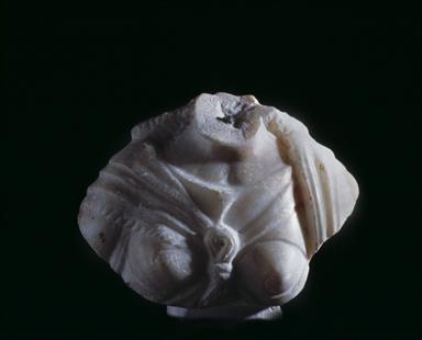 Busto della dea Iside, II sec. d. C.