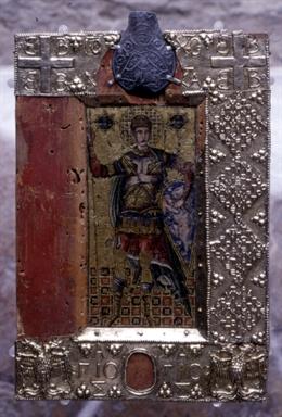 Icona di San Demetrio, fine XIV secolo