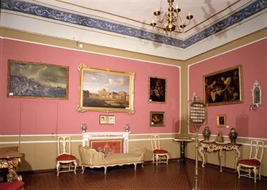 Museo Pio IX, Salotto