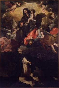 Federico Barocci, Madonna del Rosario