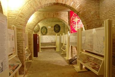 Museo del Risorgimento, interno