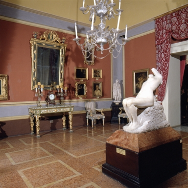Pinacoteca Civica, interno