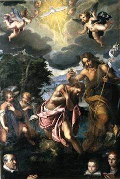 Claudio Ridolfi, Battesimo di Gesù