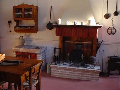 Museo delle Terre Marchigiane, Cucina
