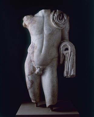 Statua virile