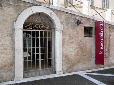 Museo della Città, esterno
