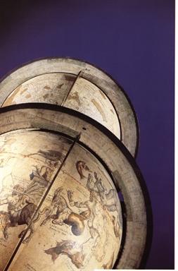 Gerardo Mercatore, Sfera celeste e sfera terrestre
