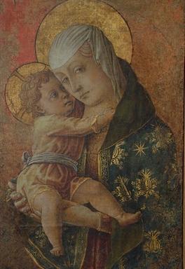 Carlo Crivelli, Madonna con Bambino