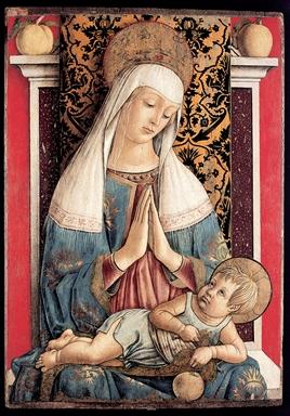 Carlo Crivelli, Madonna di Poggio di Bretta
