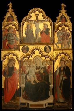 Girolamo di Giovanni da Camerino, Polittico
