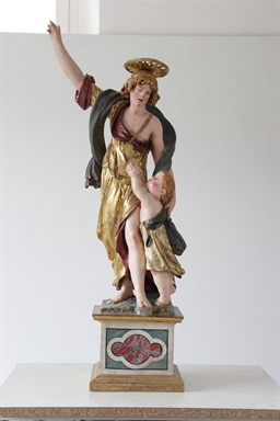 scultore napoletano, Angelo custode