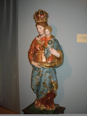 scultore dell'Italia centrale, Madonna di Loreto