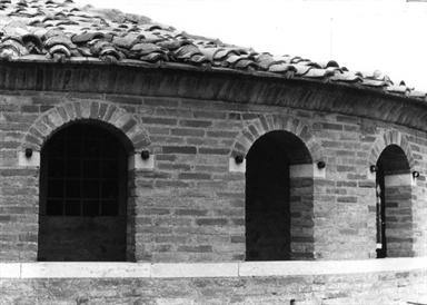 Camminamento di ronda della Basilica della S. Casa