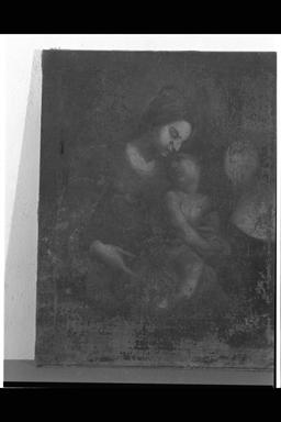 Madonna con Bambino e Sant