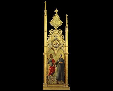 San Giovanni Battista e San Porfirio (Trittico di Camerino)