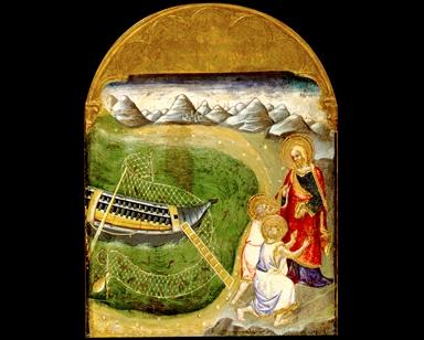 vocazione di San Pietro e Sant