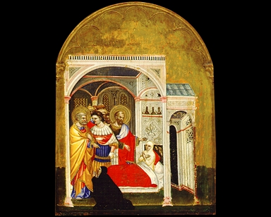 San Pietro e San Paolo smascherano i falsi poteri di Simon Mago