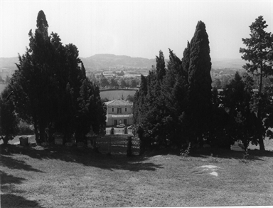 Giardino di Villa Caprile