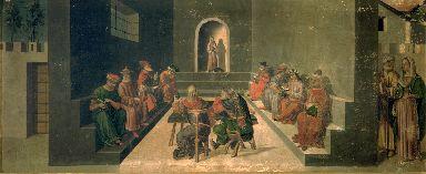 disputa di Gesù con i dottori nel tempio