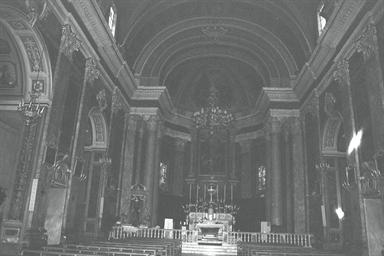 Chiesa dei Ss. Giovanni e Benedetto
