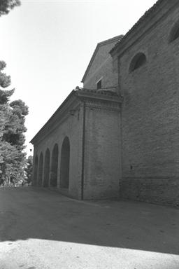 Convento di S. Maria delle Grazie, sede del Museo del Santuario di San Giacomo della Marca