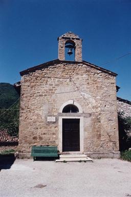 Chiesa di S. Maria Intersilvas