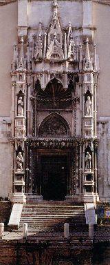 Chiesa di San Francesco alle Scale o Santa Maria Maggiore