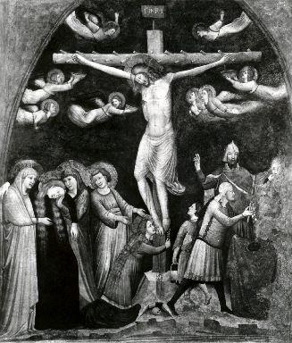 crocifissione di Cristo