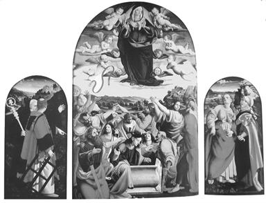 Santa Maria Maddalena e Santa Scolastica