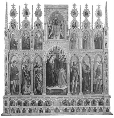 San Girolamo e Cherubino