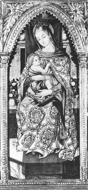 Madonna con Bambino e Santi