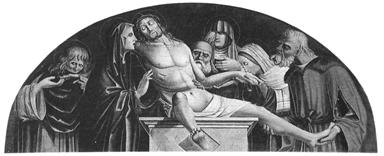 Sacra Famiglia e Santi