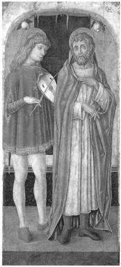 San Ginesio e San Gioacchino