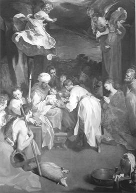 Circoncisione di Gesù Bambino