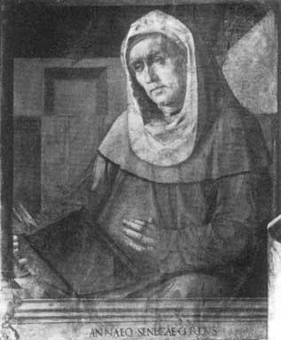 Ritratto di Seneca