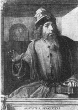 Ritratto di Aristotele