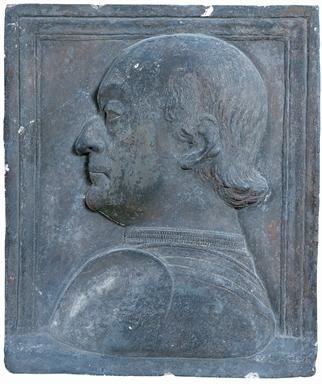 Ritratto di Federico da Montefeltro in profilo