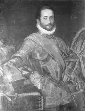 Ritratto di Francesco Maria II Della Rovere