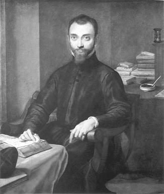 Ritratto di monsignor Giuliano della Rovere
