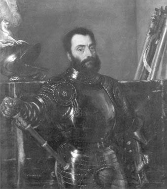 Ritratto di Francesco Maria I Della Rovere