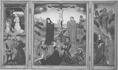 San Giovanni Battista, Santa Caterina d