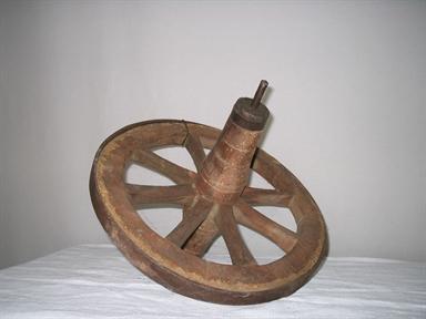 ruota di carriola