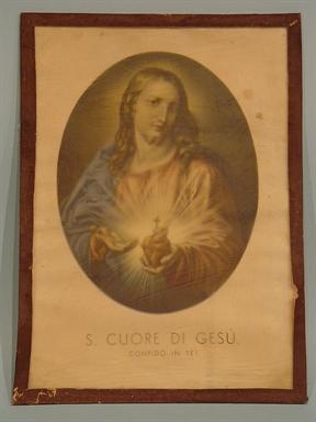 quadro con immagine sacra
