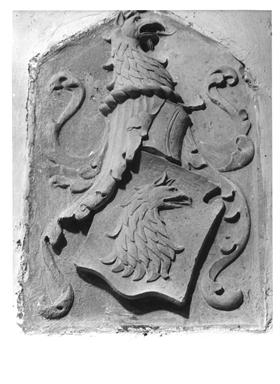 stemma gentilizio della famiglia Grifoni