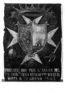 stemma gentilizio della famiglia Mauruzi