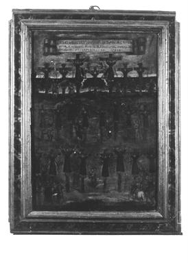 crocifissione di Beato Paolo Michi