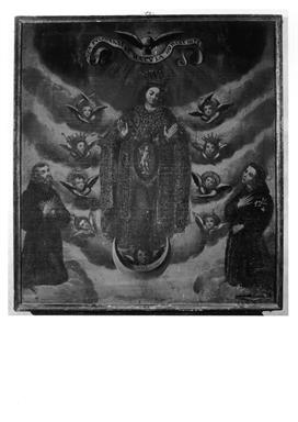 Immacolata Concezione tra San Francesco d
