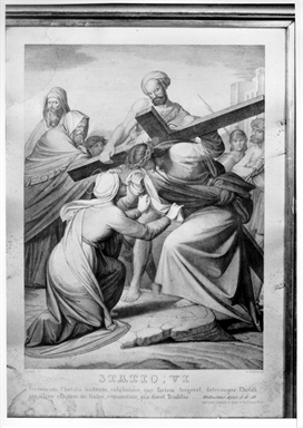 Stazioni della Via Crucis